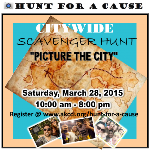 Hunt for a Cause 1
